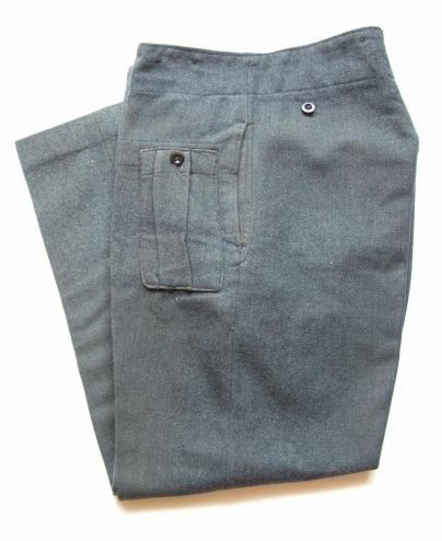 RAF War Service Dress Trousers c.1945