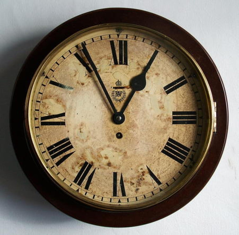 R.A.F. Station Wall Clock