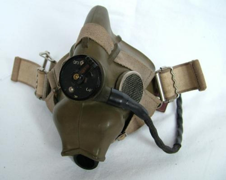 R.A.F. Type H Oxygen Mask, WW2 Pattern