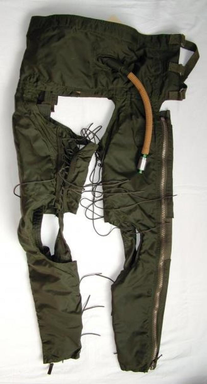 R.A.F Trousers, Anti-G, MK.6C.