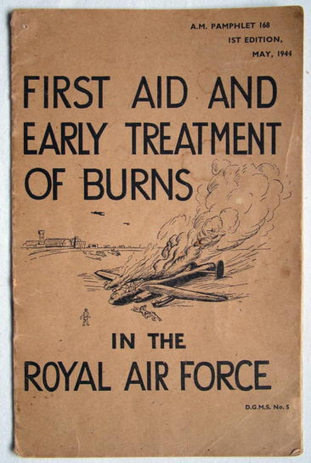 First Aid & Early Treatment Of Burns