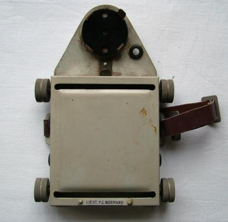Aircrew Kneeboard/Stopwatch Holder