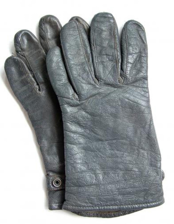 Luftwaffe Flying Gloves