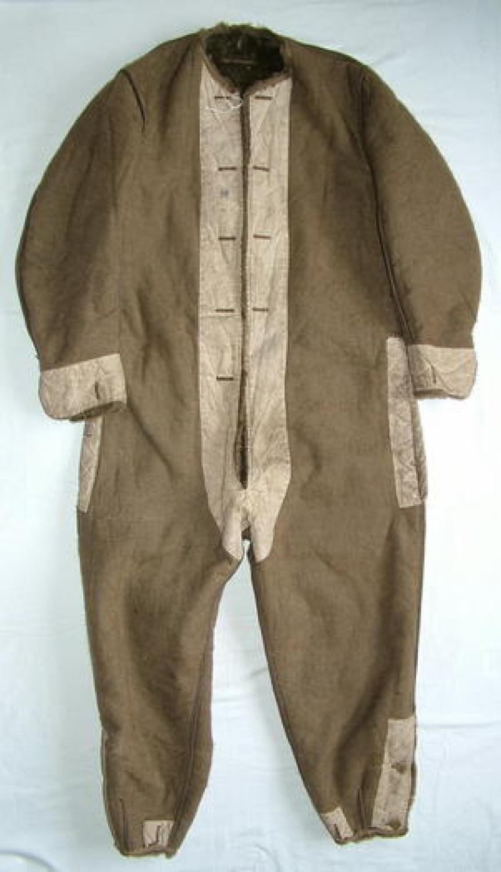 RAF 1930 Patt. Flying Suit Liner, History