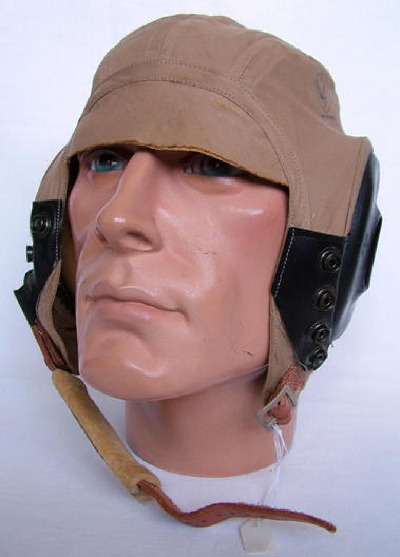 U.S.A.A.F. AN-H-15 Flying Helmet