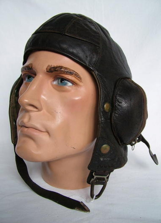 R.A.F. B-type Flying Helmet