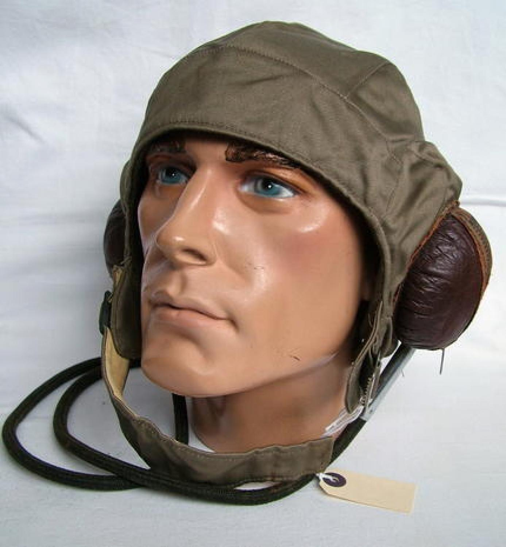 R.C.A.F. /R.C.N. Zip-Eared Flying Helmet