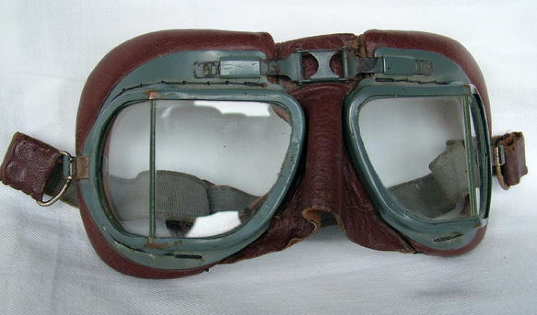 R.A.F. MK.VIII Flying Goggles
