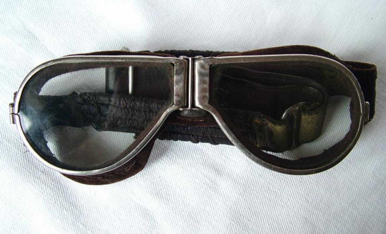 R.A.F. MK.II Flying Goggles