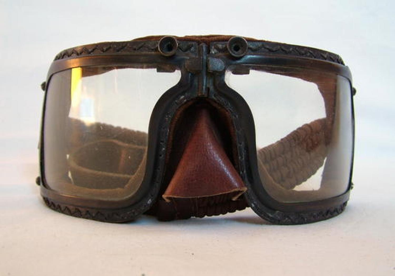 R.A.F MK.IIIA Flying Goggles