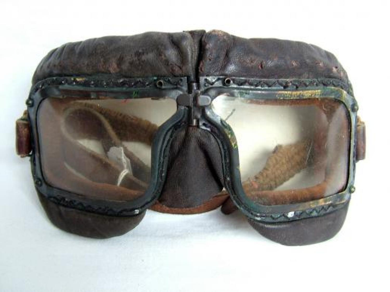 R.A.F. MK.III Flying Goggles