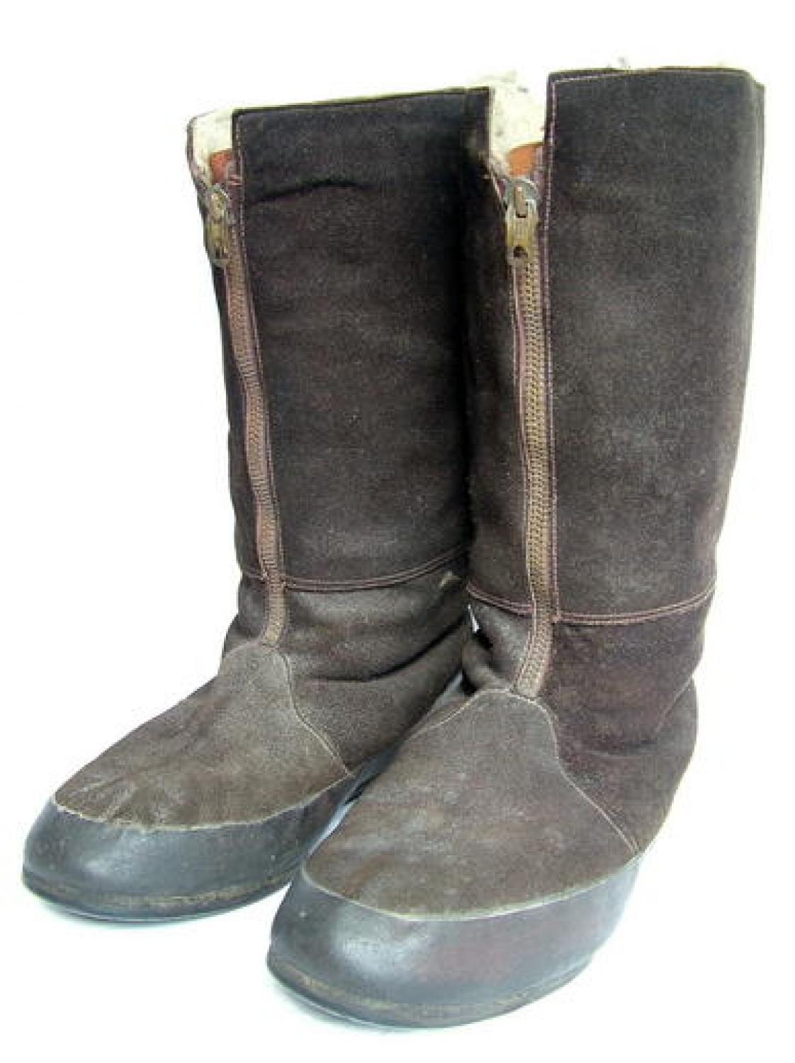 R.A.F 1940 Pattern Flying Boots
