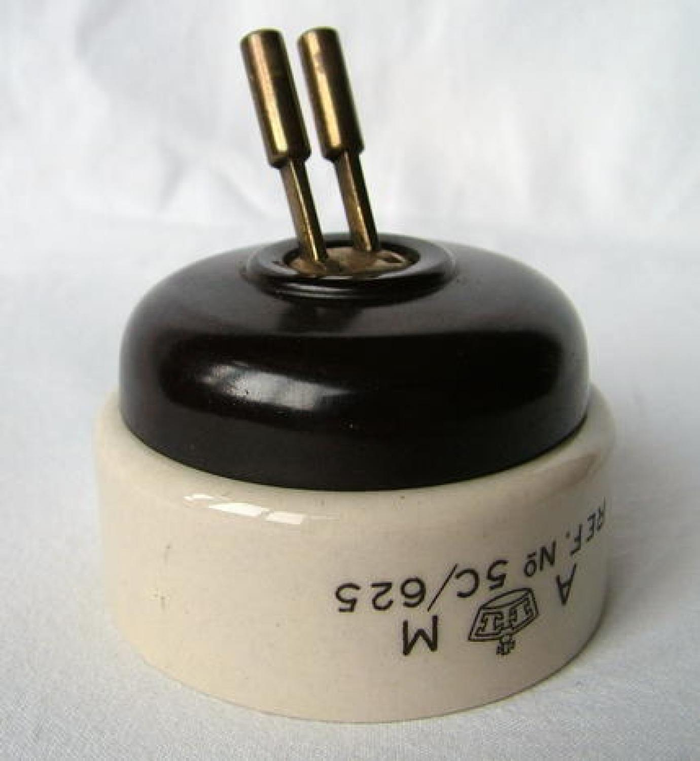 R.A.F. Aircraft Magneto Switch