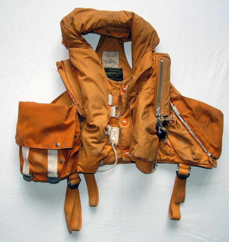 R.A.F. MK.4A Lifejacket