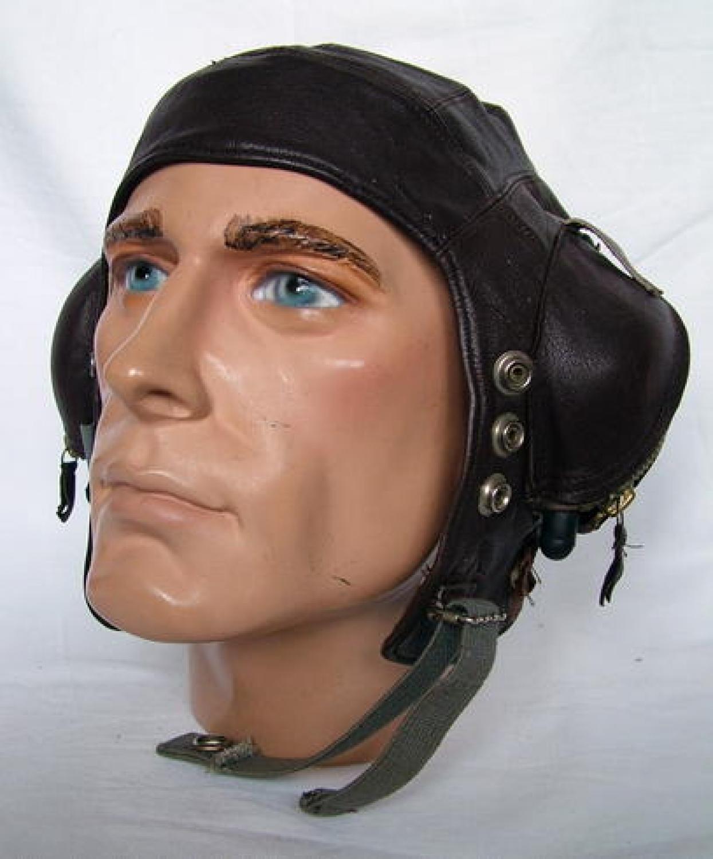 F.A.A. / R.A.F. C-type Flying Helmet
