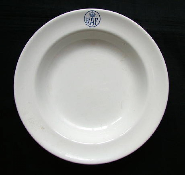 R.A.F. Soup Bowl