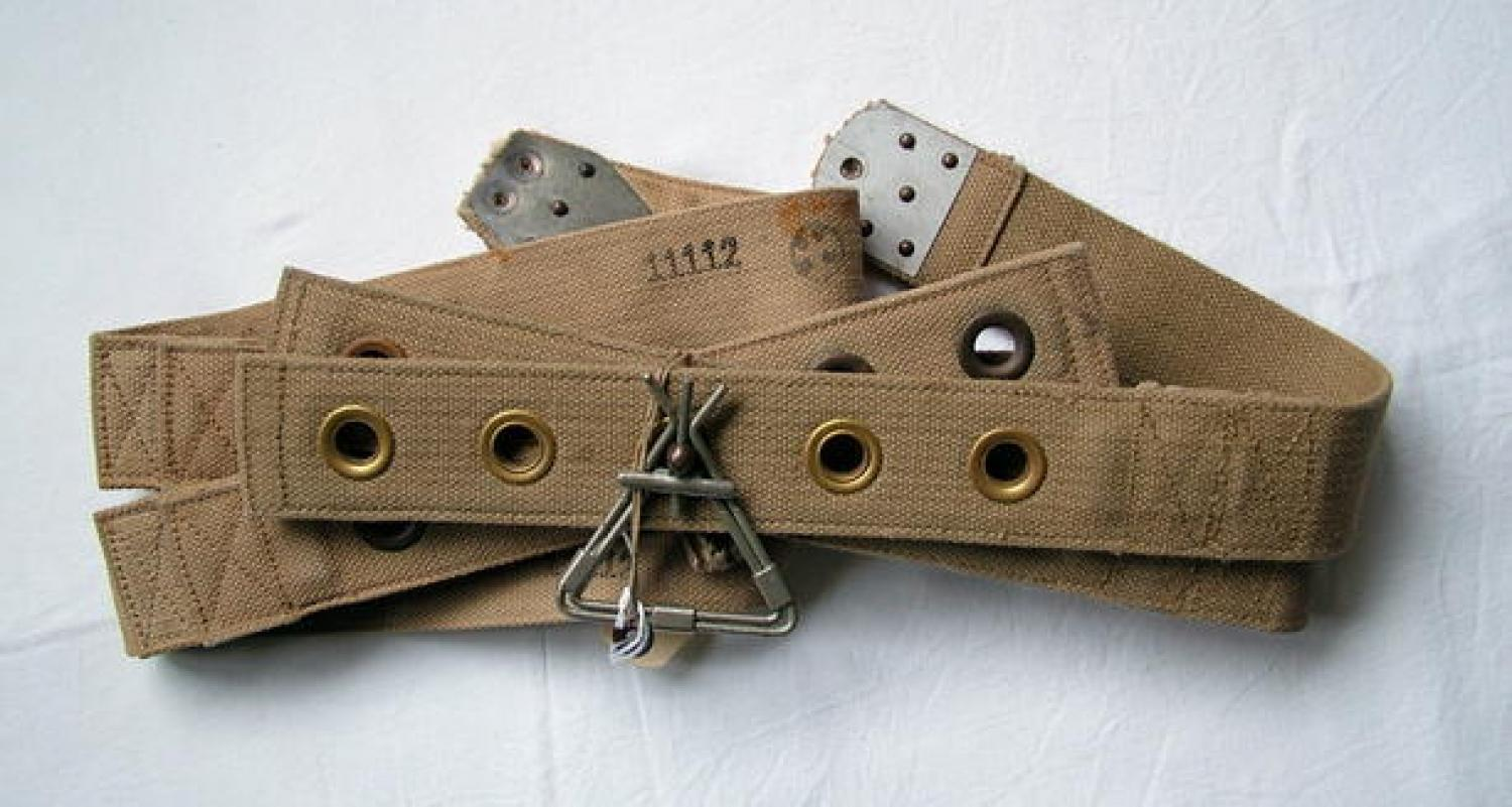 R.A.F. Fighter Aircraft Sutton Harness