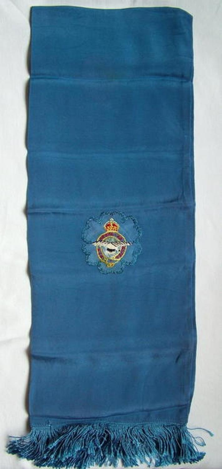 R.A.F. Fighter Pilot 'Type' Scarf