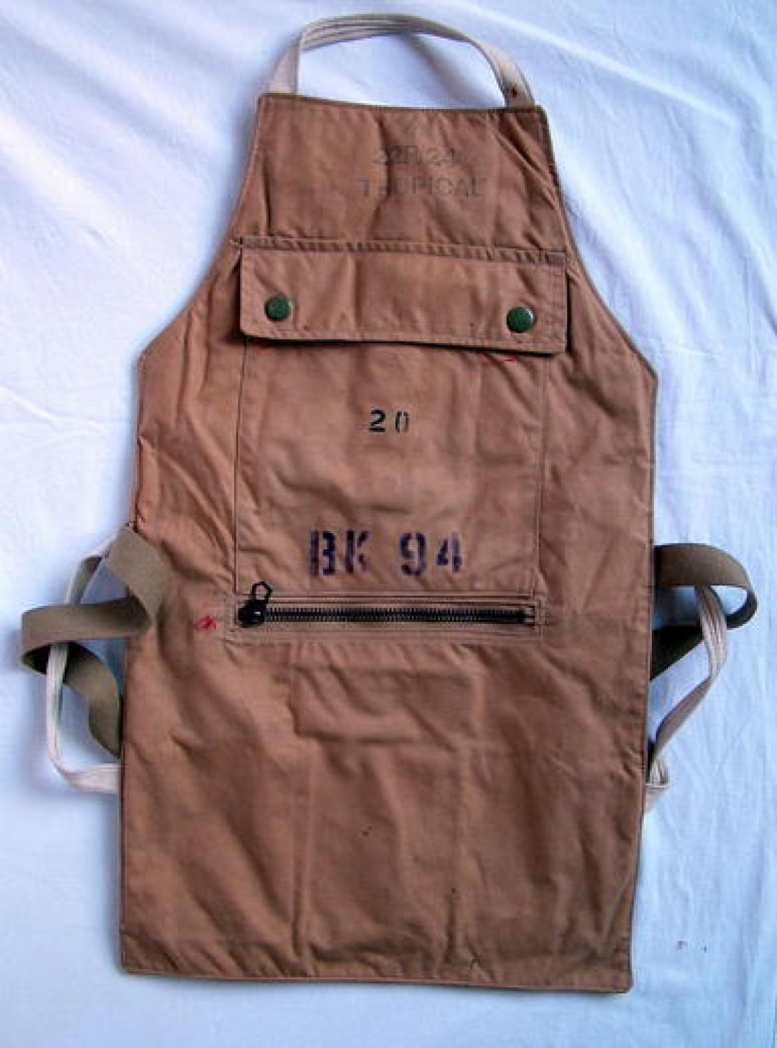 R.A.F. 1941 Pattern Survival Back Pack