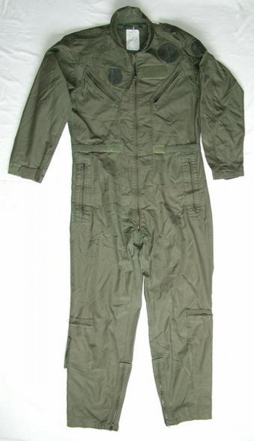 USAF Coverall, Flyer's, Summer, YAGC-91-03