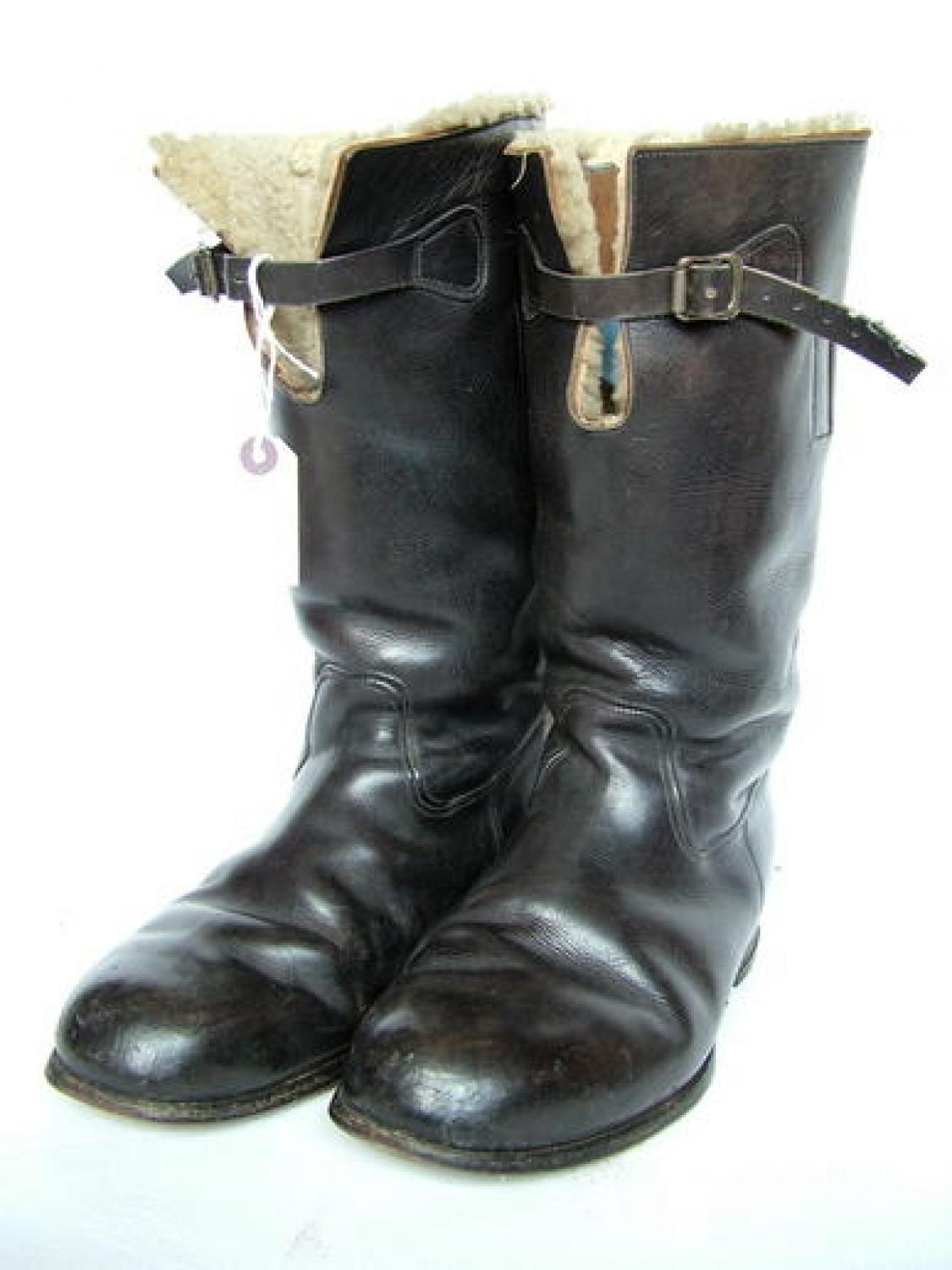 R.A.F. 1936 Pattern Flying Boots