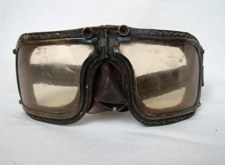 R.A.F. MK.IIIA Flying Goggles