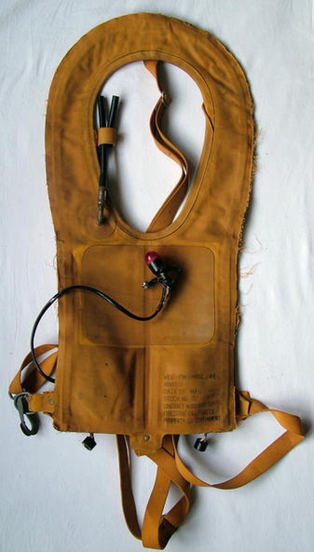 U.S.A.A.F. AN6519-1 Life-Vest