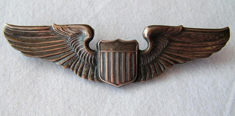 U.S.A.A.F. Pilot Wing