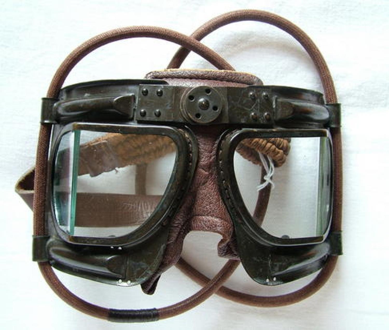 R.A.F. MK.IVB Flying Goggles