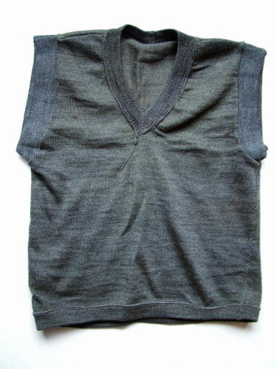 R.A.F. Sleeveless Pullover