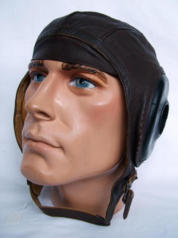USAAF A-11 Intermediate Flying Helmet - Early