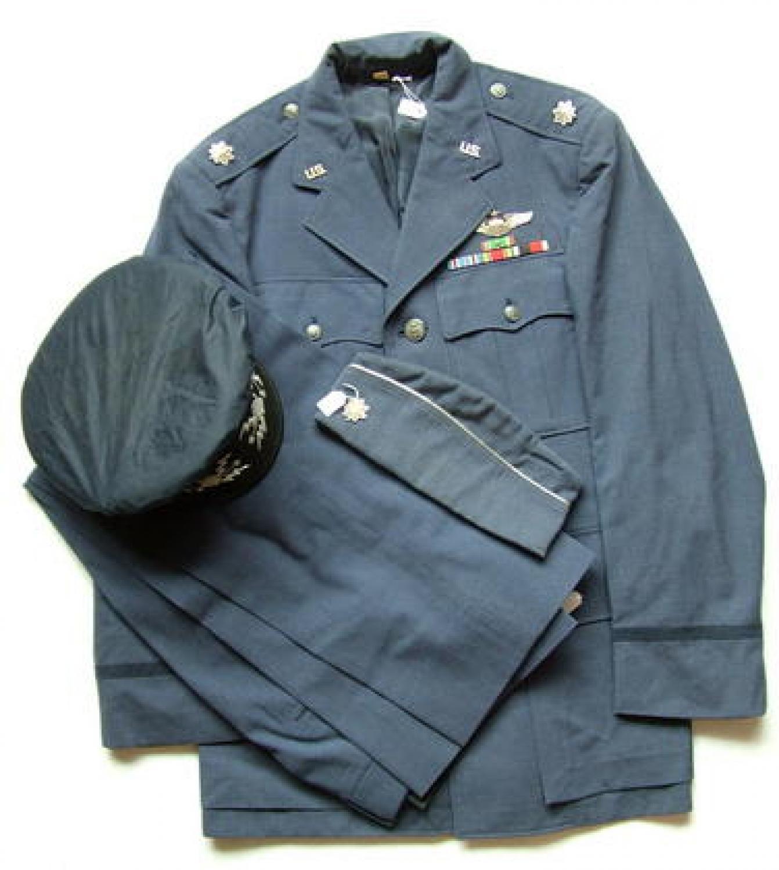 U.S.A.F. Senior Pilot's Uniform
