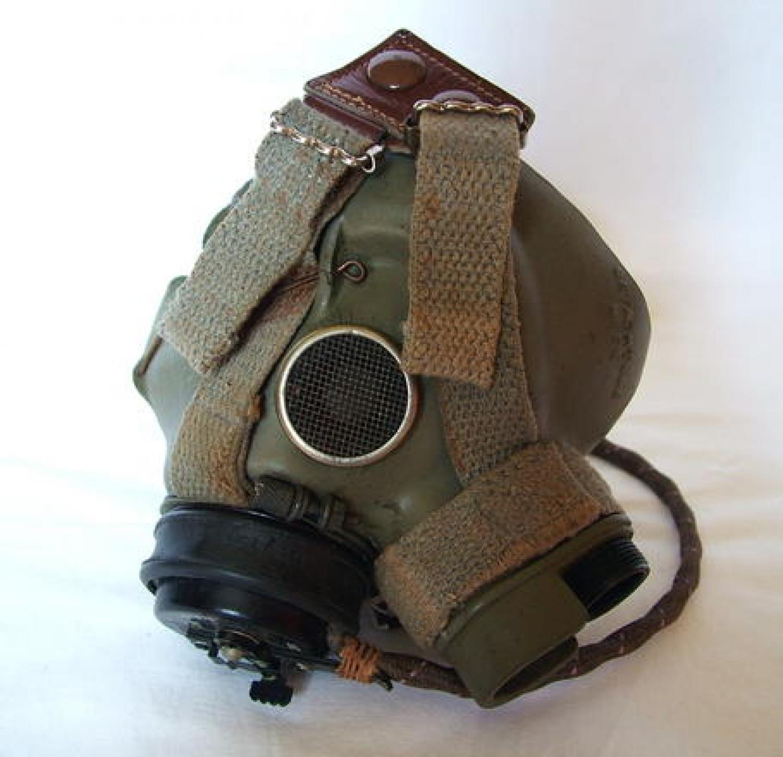 R.A.F. G-type Oxygen Mask