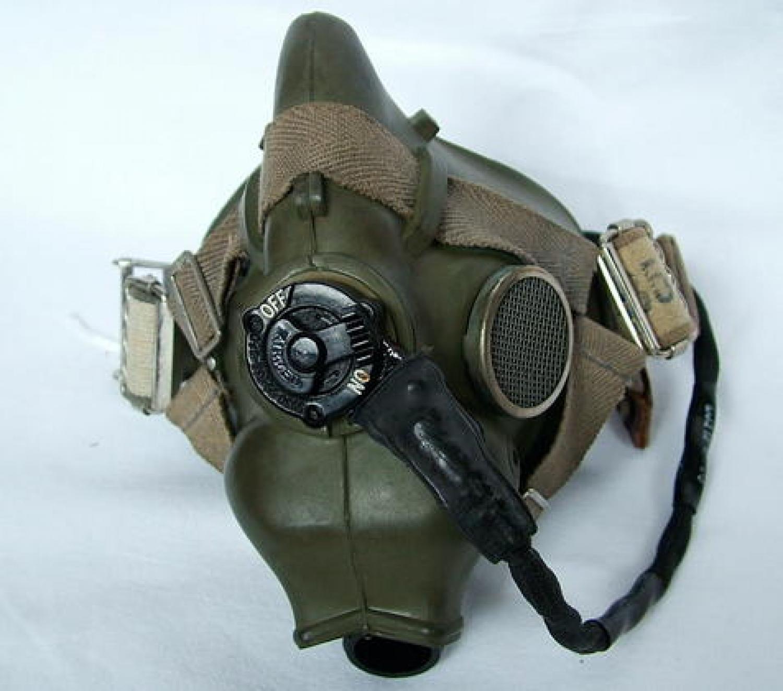 R.A.F. H-type Oxygen Mask
