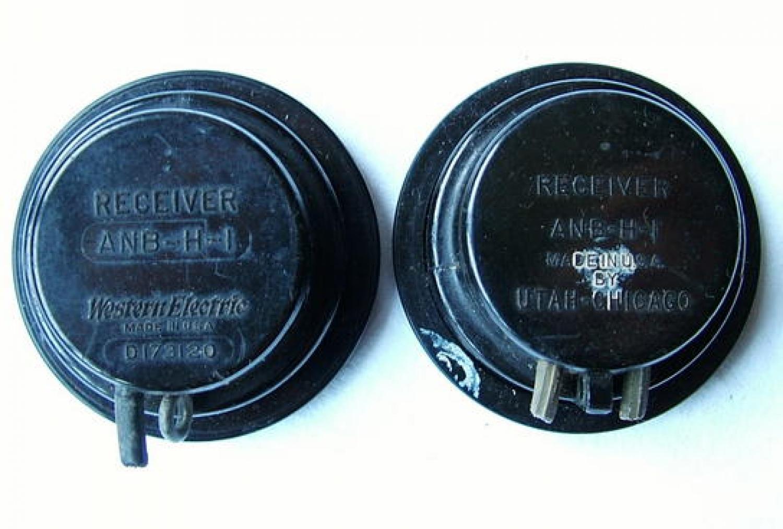 U.S.A.A.F. ANB-H-1 Receivers