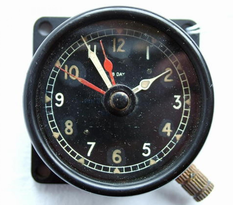 RAF / Air Ministry MK.IID Cockpit Clock