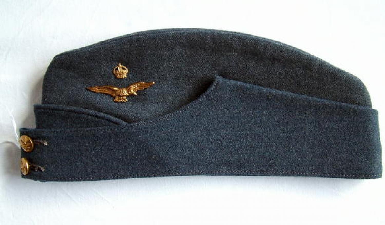 R.A.F. Officers' Field Service Cap