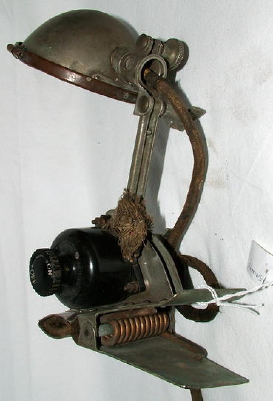 R.A.F. Navigators' Chartboard Lamp