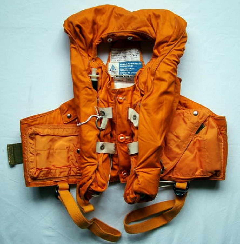 R.A.F. MK.4B Lifejacket