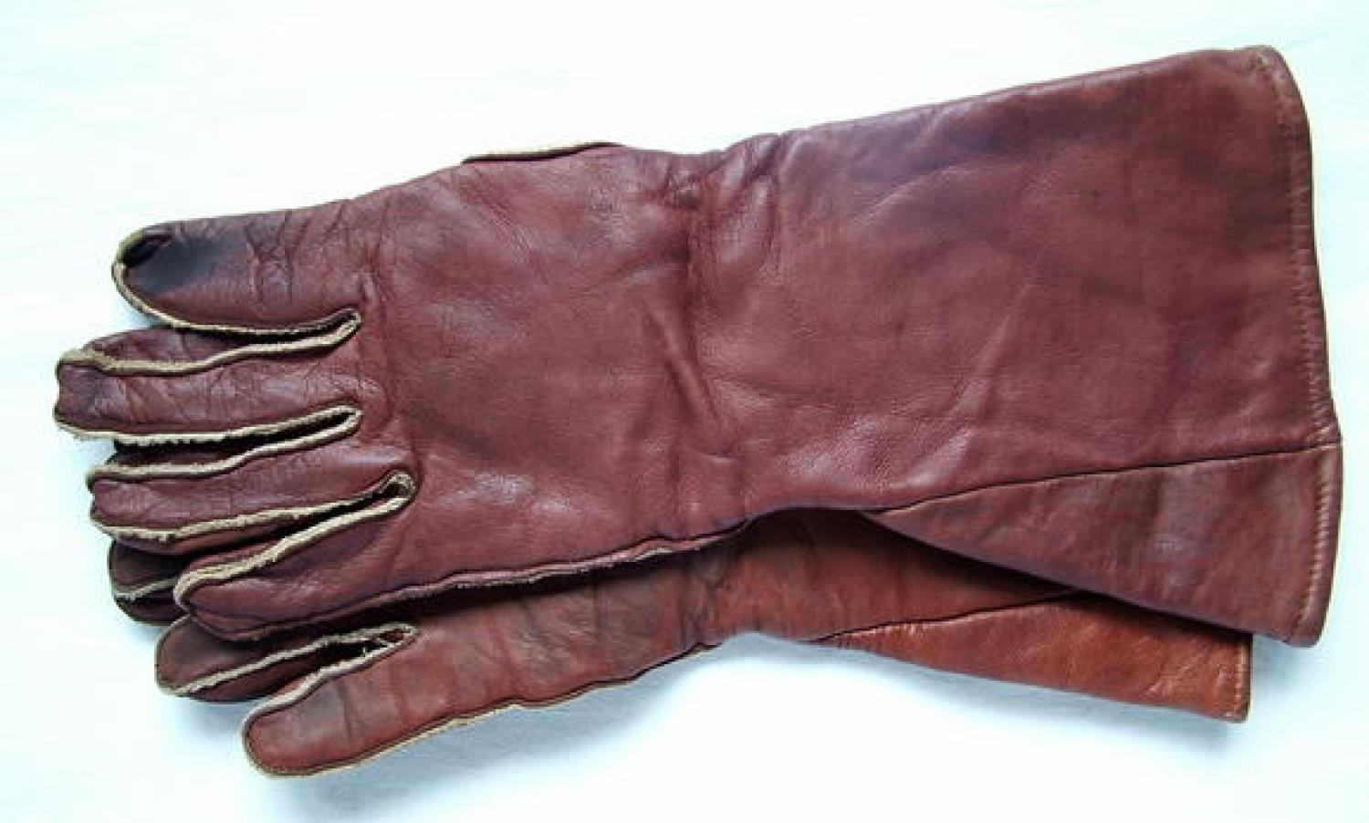 R.A.F. Type D Flying Gauntlets