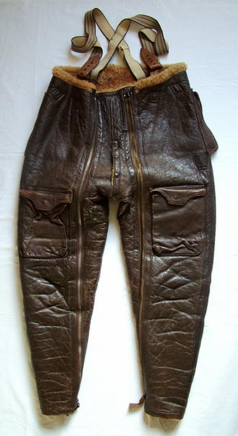 R.A.F. Irvin Flying Trousers