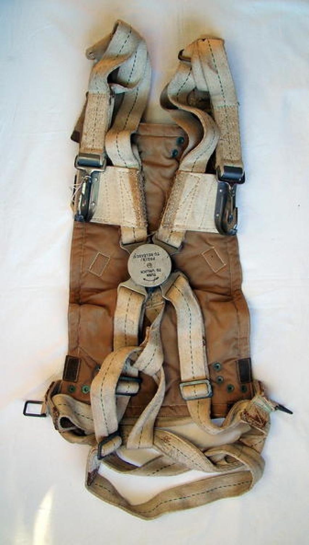 RAF Observer Type Parachute Harness
