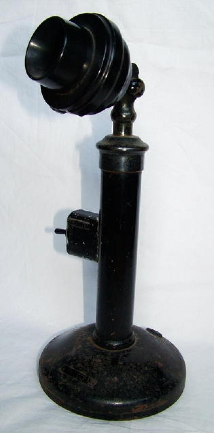 R.A.F. Control Tower Microphone