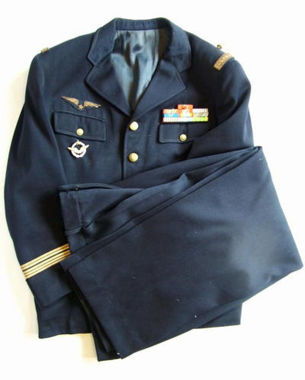 French L'Armee de L'Air Pilot's Dress Tunic