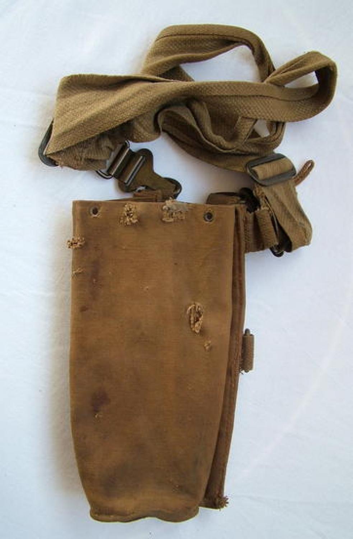 RAF Portable Oxygen Cylinder Sleeve/Sling