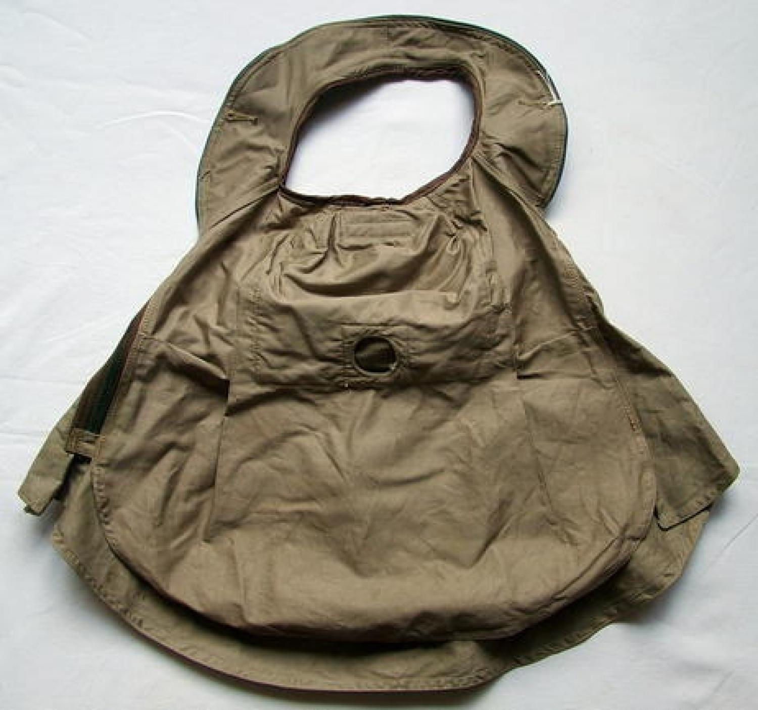 R.A.F. Airgunner's Facemask