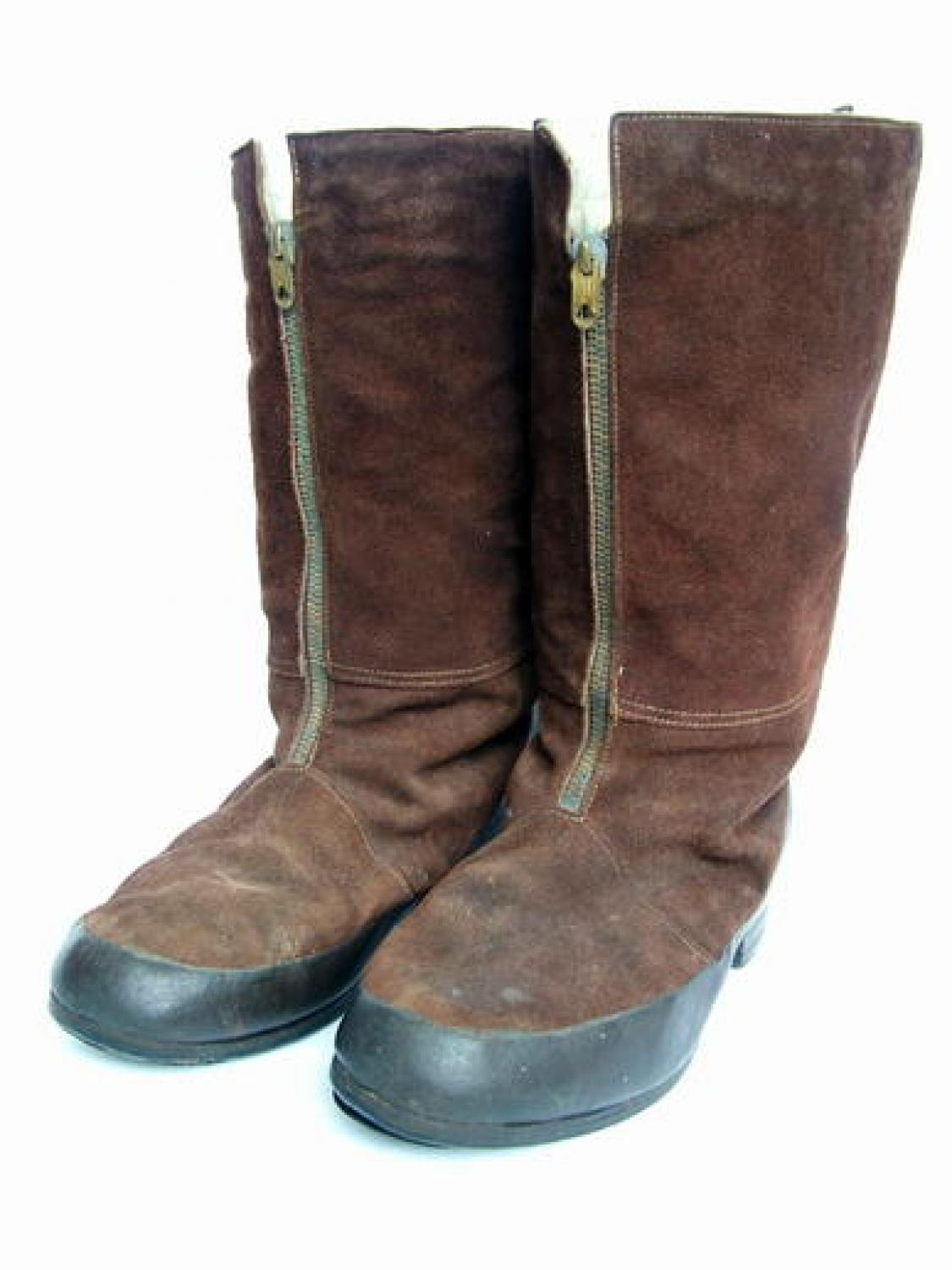 R.A.F. 1940 Pattern Flying Boots