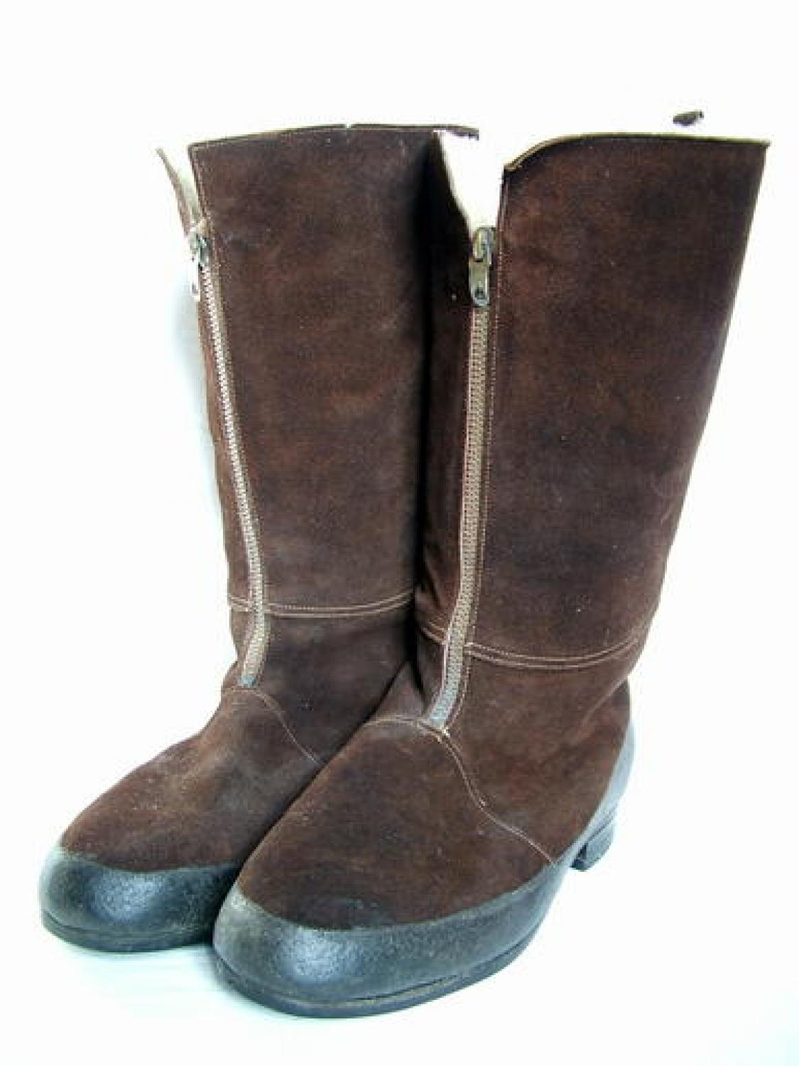 R.A.F. 1941 Pattern Flying Boots
