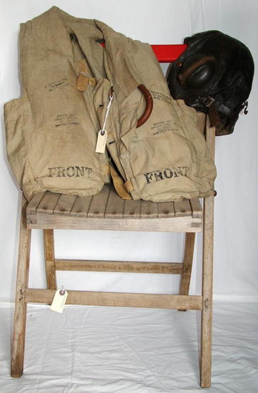 R.A.F. Station Folding Chair