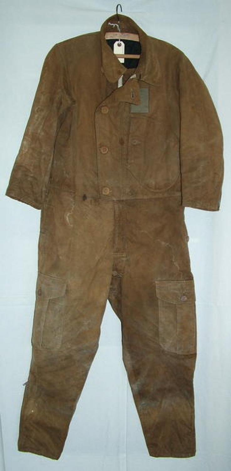 Japanese Naval Summer Flying Suit